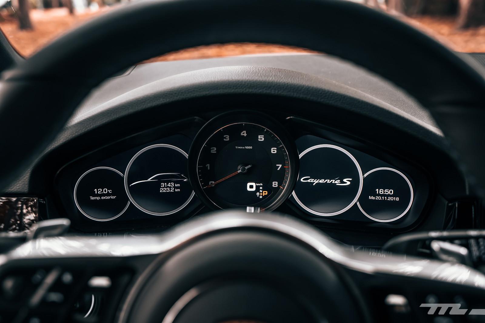 Porsche Cayenne S (prueba)
