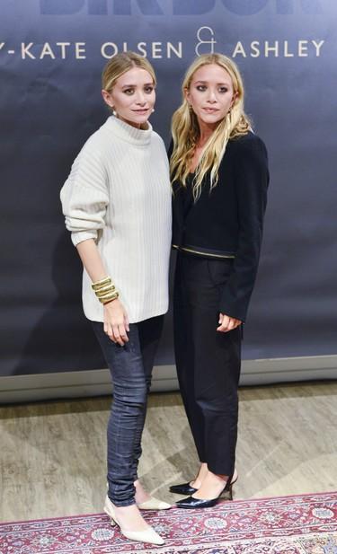 Todas las veces que el estilo de las gemelas Olsen nos ha dejado con la boca abierta