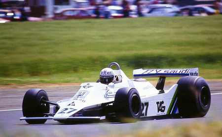 Alan Jones GP Gran Bretaña 1979