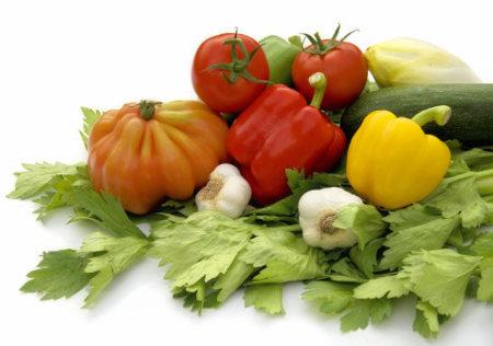 Busca alimentos de alta densidad nutritiva
