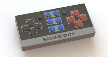 Gametooth, volviendo al control físico en los juegos de móviles