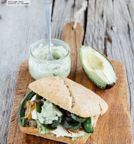 Sandwichverde