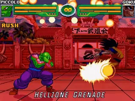 Piccolo ya está a punto para Hyper Dragon Ball Z y nos enseña todas sus técnicas... con sorpresa final incluida