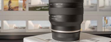Tamron 17-28mm F/2.8 Di III RXD, toma de contacto y muestras del ligero y versatil zoom angular para las Sony sin espejo