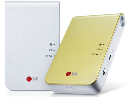 LG Pocket Photo 2.0 es la impresora portátil para esas fotos que tomas desde el smartphone