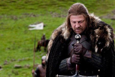 Ned Stark, Juego de Tronos