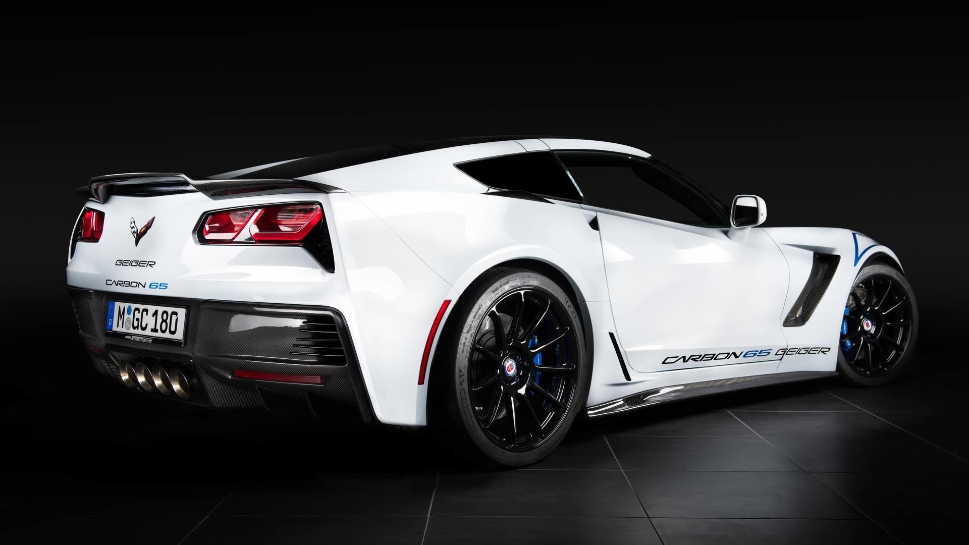 Foto de Corvette Z06 Geiger Carbon 65 Edition (3/15)