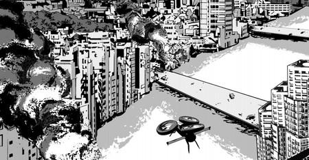 EEUU está usando cómics de ciencia ficción para que sus soldados entiendan de qué irá la guerra del futuro