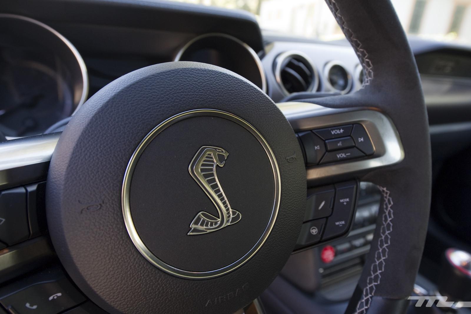Foto de Ford Mustang Shelby GT350, prueba (29/40)