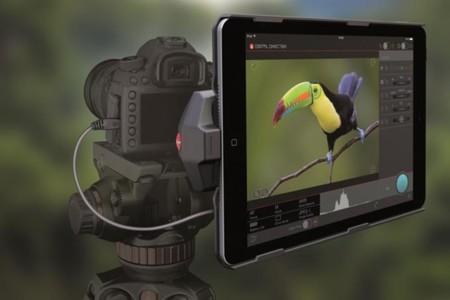 Digital Director de Manfrotto nos permitirá controlar nuestra DSLR con nuestro iPad