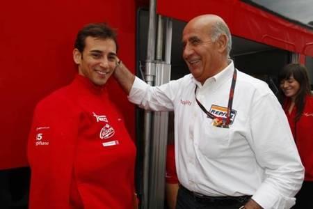 Ricky Cardús será baja para el Gran Premio de San Marino