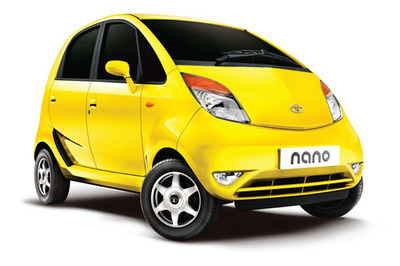 Tata Nano ¿híbrido?