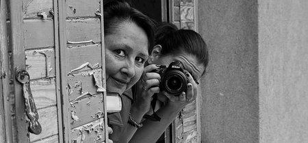 #NoSinFotógrafas, una campaña que pretende promover la igualdad efectiva de la mujer en el ámbito de la fotografía