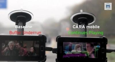 Alcatel, Bell y net mobile AG investigan un nuevo sistema para mejorar el streaming móvil