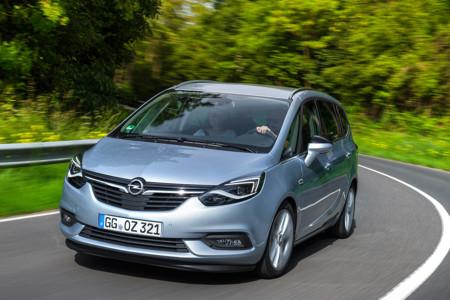 El Opel Zafira se renueva y lo hemos probado en Frankfurt