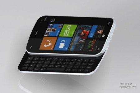 Nokia incluiría un terminal con teclado QWERTY entre sus primeros Windows Phone 7