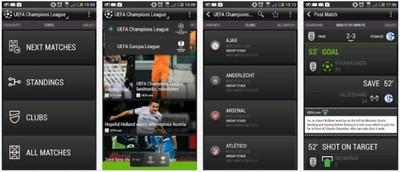 HTC presenta FootballFeed, una app para disfrutar más mientras ves el mejor fútbol