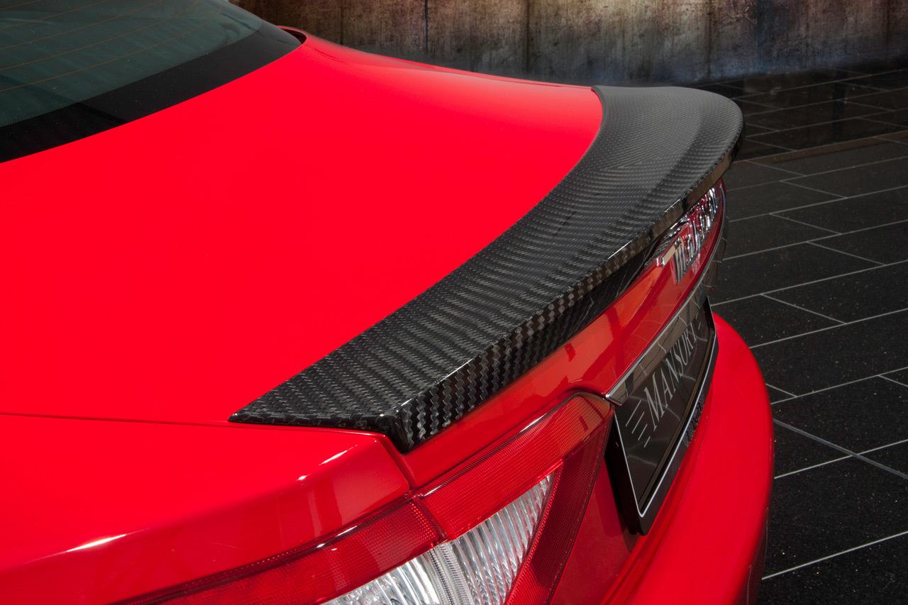 Foto de Mansoty Maserati GranTurismo (17/22)