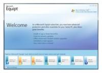 Equipt, el software por suscripción de Microsoft ya es una realidad