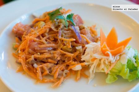 Restaurante tailandés Green Papaya en Valencia - 2