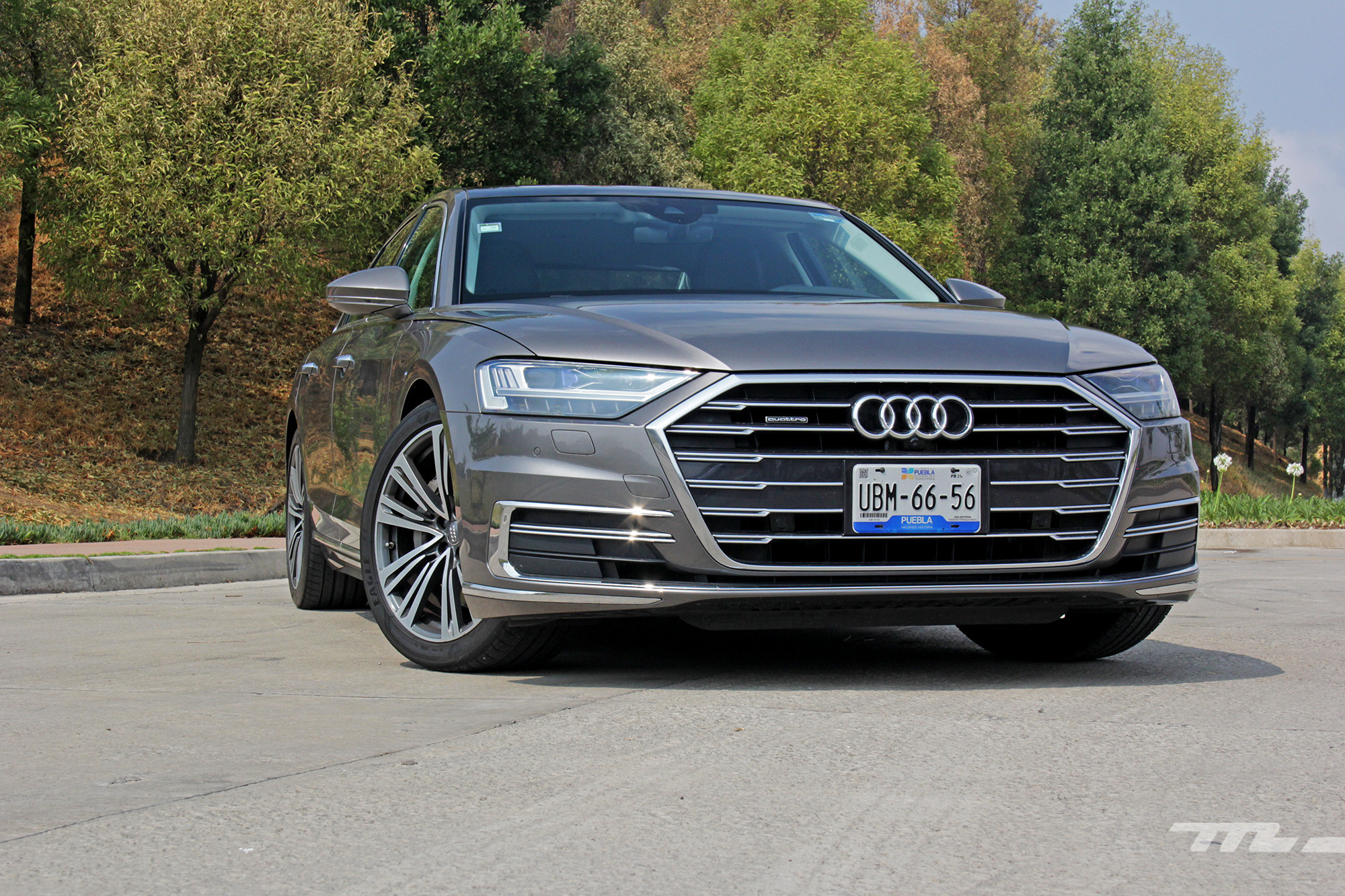 Foto de Audi A8 55 TFSI (17/22)