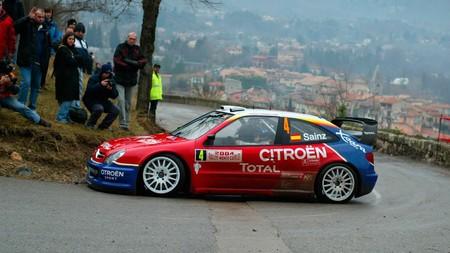 Sainz Citroen Wrc 2004