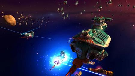 Homeworld Remastered Collection llega el 25 de febrero‏
