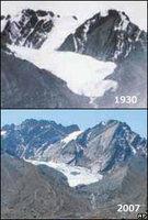 Los glaciares de México en peligro por el cambio climático