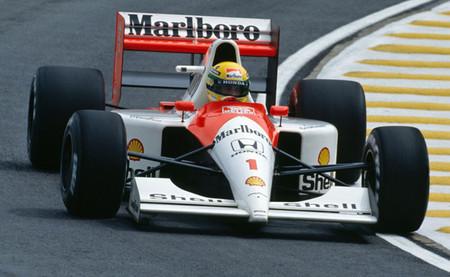 McLaren 1991 Interlagos
