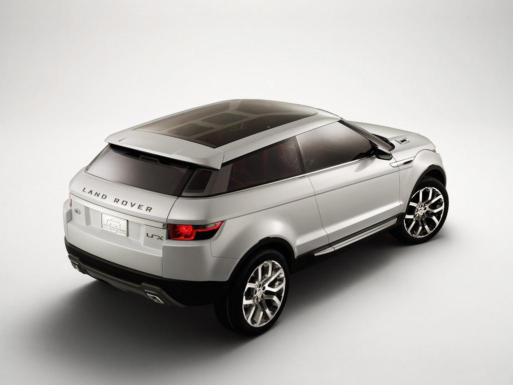 Foto de Land Rover LRX Concept (7/49)