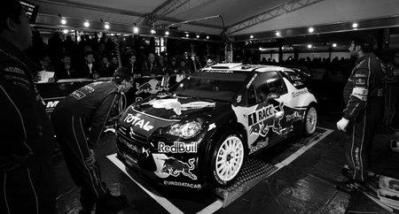 Rally de Catalunya 2011: Sébastien Loeb aumenta la ventaja con la llegada del asfalto
