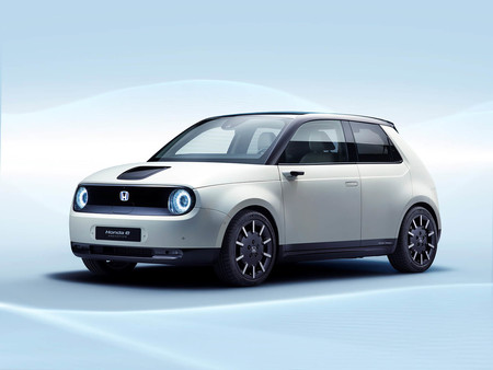 Honda e concept