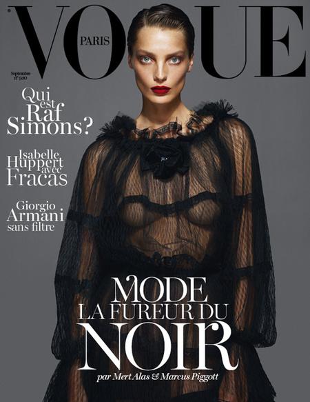 Vogue París Septiembre