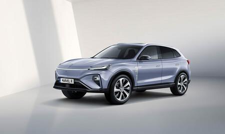 El nuevo MG Marvel R Electric es un SUV eléctrico chino de 288 CV y 400 km de autonomía que aterrizará en España en verano