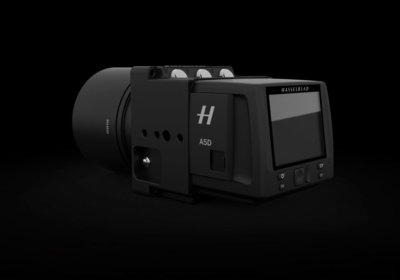Hasselblad A5D, cámara aérea sin componentes móviles