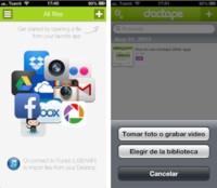 Doctape, la aplicación de iOS para abrirlo todo desde todas partes