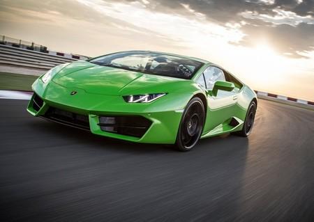Lamborghini Huracan Lp580 2 2017