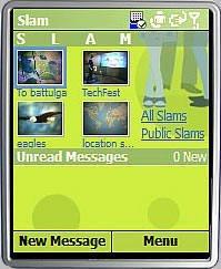 Microsoft SLAM, redes sociales en tu smartphone