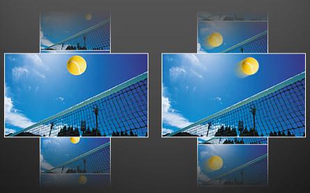 Televisor LCD 100 Hz