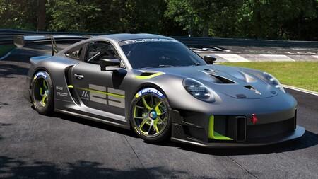 Porsche 911 Gt2 Rs Clubsport 25 Manthey Racing 1