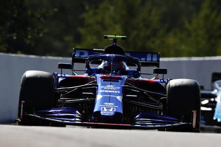 Gasly Spa F1 2019