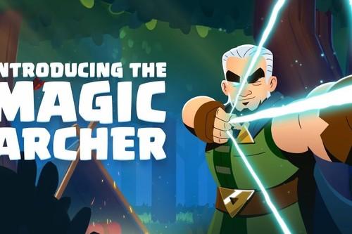 Clash Royale, guía de cartas: los mejores mazos para el Arquero Mágico