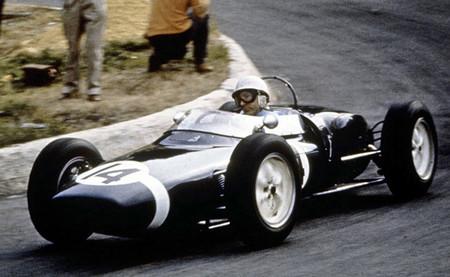 Stirling Moss Rob Walker Racing Lotus