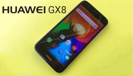 Huawei GX8, primeras impresiones