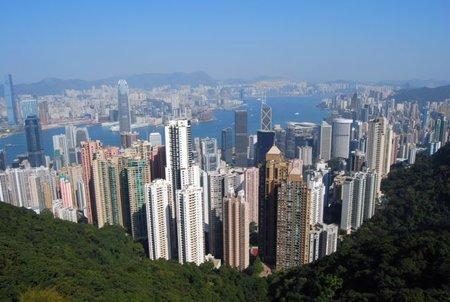 Las mejores vistas de Hong Kong desde el Victoria's Peak