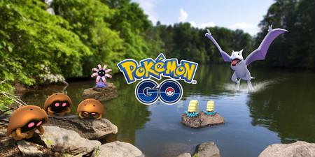 Pokémon GO vuelve a traer un año más su Semana de Aventuras con más Pokémon de roca, caramelos y experiencia