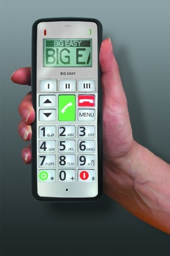 Big Easy 2, teléfono para personas mayores