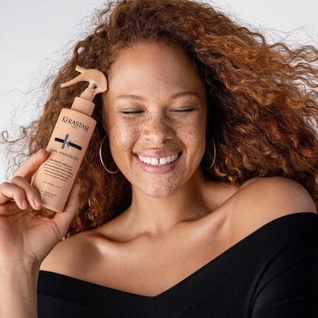 Kérastase se une al método curly lanzando una nueva línea de productos de cuidado del pelo rizado