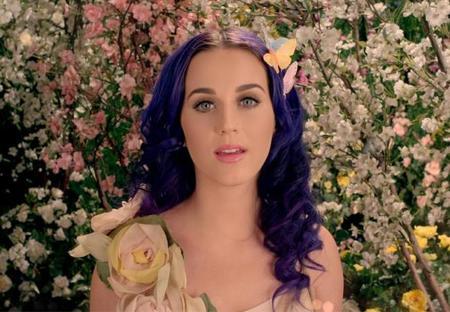 Katy Perry, esa mutante de Narnia en el videoclip de Wide Awake