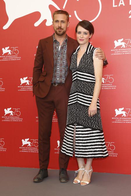 Ryan Gosling Y Claire Foy 1